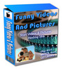 Thumbnail *NEW* Funny Videos & Pictures Site Software - MASTER RESELL