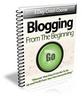 Thumbnail Blogging From Beginning
