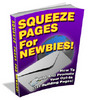 Thumbnail Squeeze Pages For Newbies + PLR
