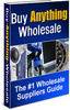 Thumbnail Buy ANYTHING Wholesale guide +MRR