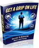 Thumbnail Get a Grip on Life+PLR