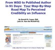 Thumbnail From WSO to Published Author in 91 Days