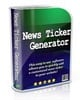 Thumbnail News Ticker Generator + rr