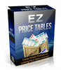 Thumbnail EZ WordPress Price Tables Plugin