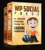 Thumbnail WP Social Press WP Theme reseller