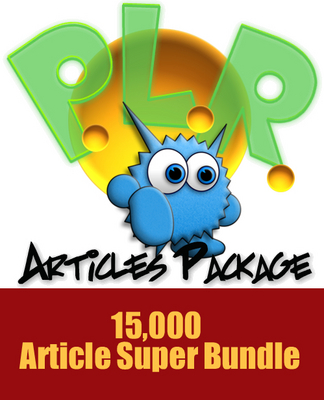 Product picture 15000 PLR Article Package