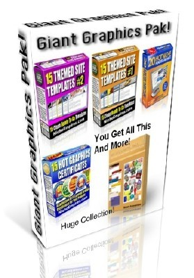 Product picture Giant Graphics Pak! Huge Assortment! MRRs