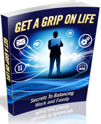 Product picture Get a Grip on Life+PLR