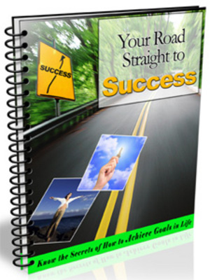 Product picture Your Road Straight to Success