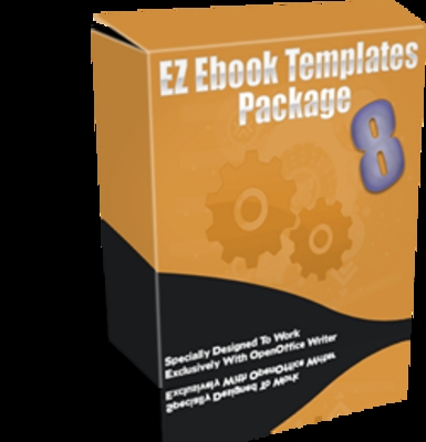 Product picture EZ Ebook Template Package8
