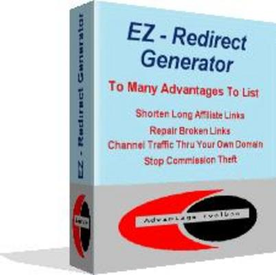 Product picture EZ-Redirect-Generator + PLR