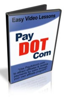 Product picture Use Paydotcom As Your Affiliate Program Part 2
