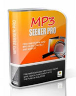 Product picture MP3 Seeker Pro