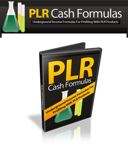 Product picture PLR Cash Formulas + MRR