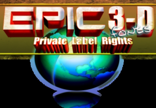 Product picture Epic 3-D Graphics