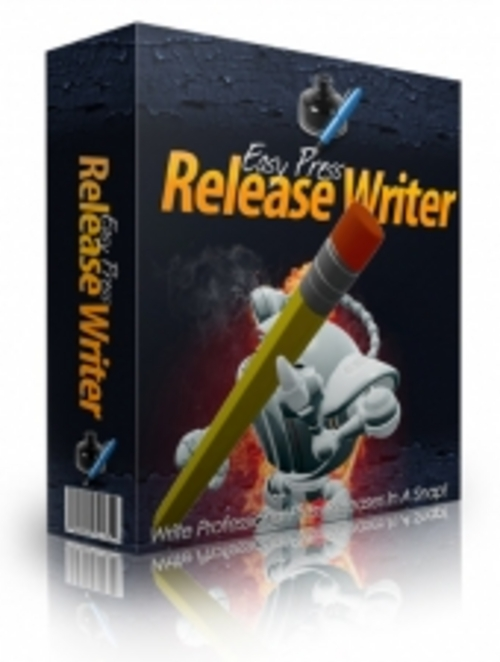 Product picture Easy Press Release Writer