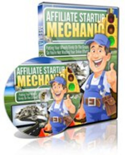 Product picture Affiliate Startup Mechanic