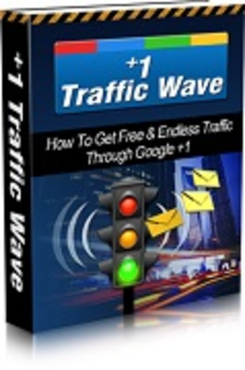 Product picture Plus1 Traffic Wave
