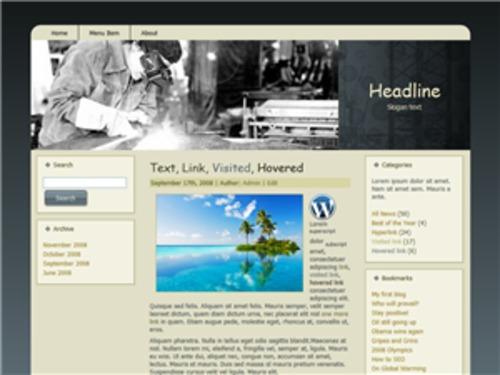 Product picture 500 premium wordpress templates