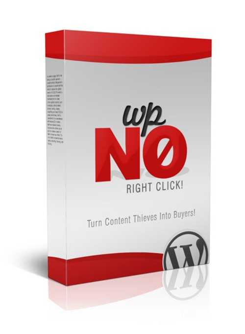 Product picture WP No Right Click Plugin