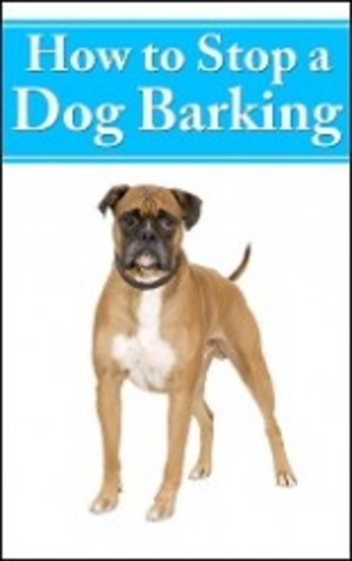 Product picture How To Stop A Dog Barking