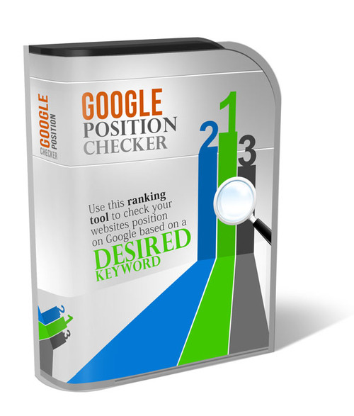 Product picture Google Position Checker