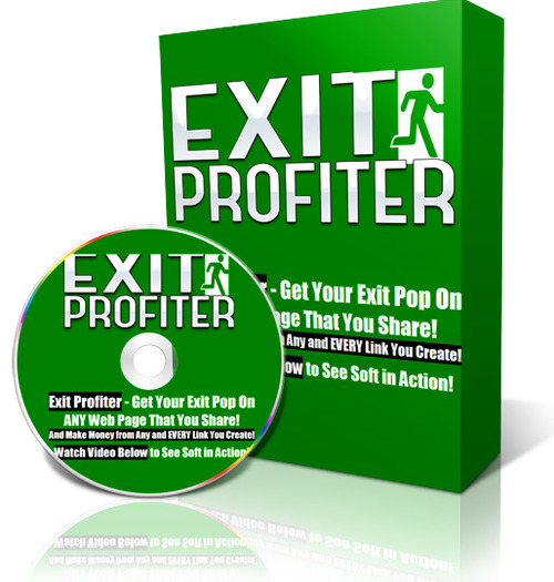 Product picture Exit Profiter Software
