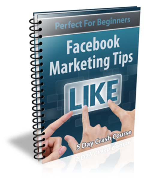 Product picture Facebook Marketing Tips Crash Course MRR