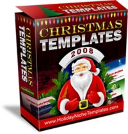 Product picture Christmas Templates